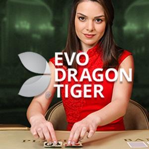 Dragon tiger baccarat