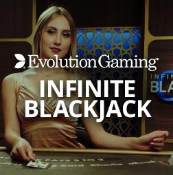 Inifinite blackjack