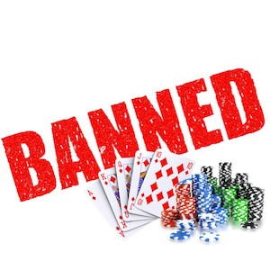 Indian State Bans Online Casinos
